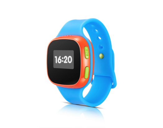Alcatel onetouch launches caretime a 2g connected kids watch for