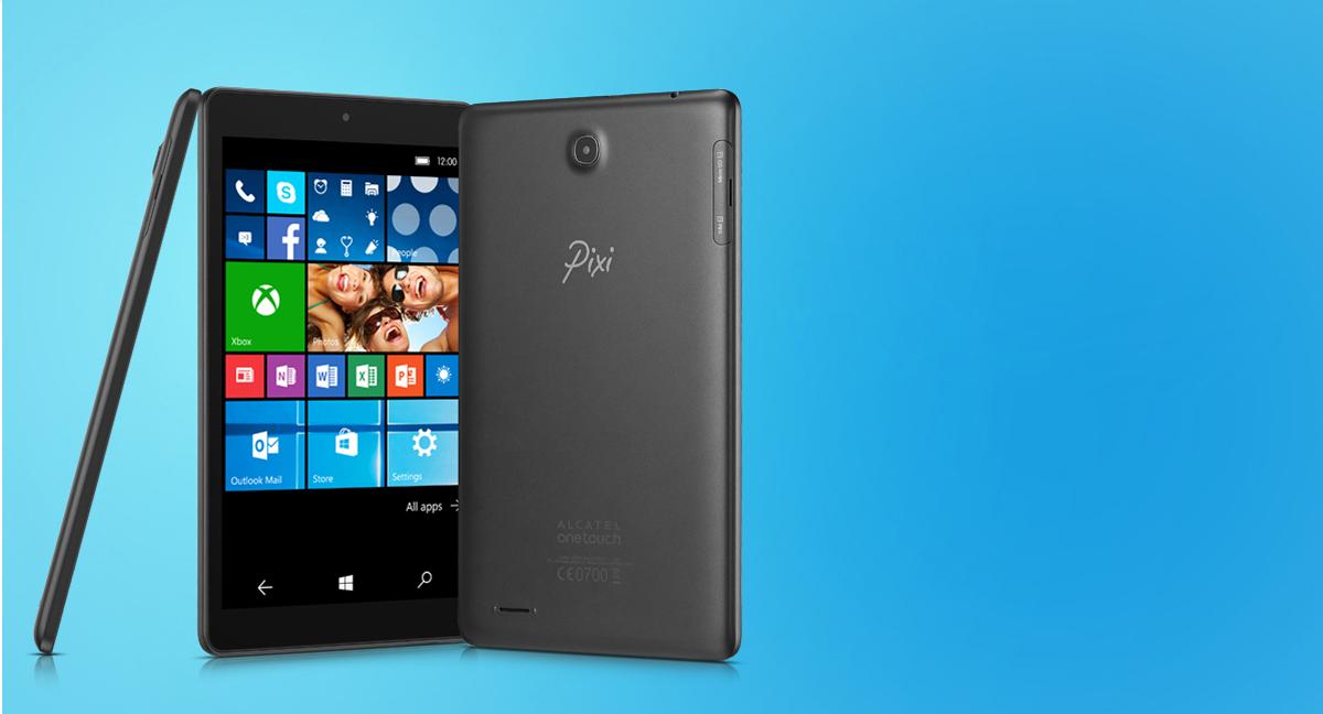 Alcatel mobile | Australia - PIXI 3 (8) 4G Windows - Tablets
