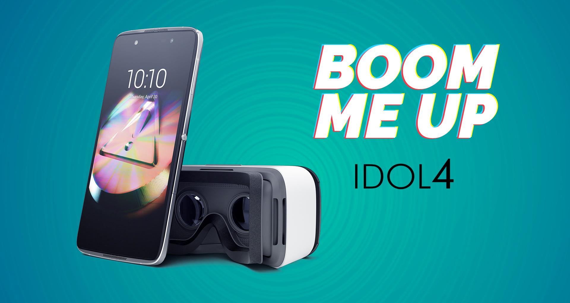 Alcatel mobile | Australia - IDOL4 - Smartphones