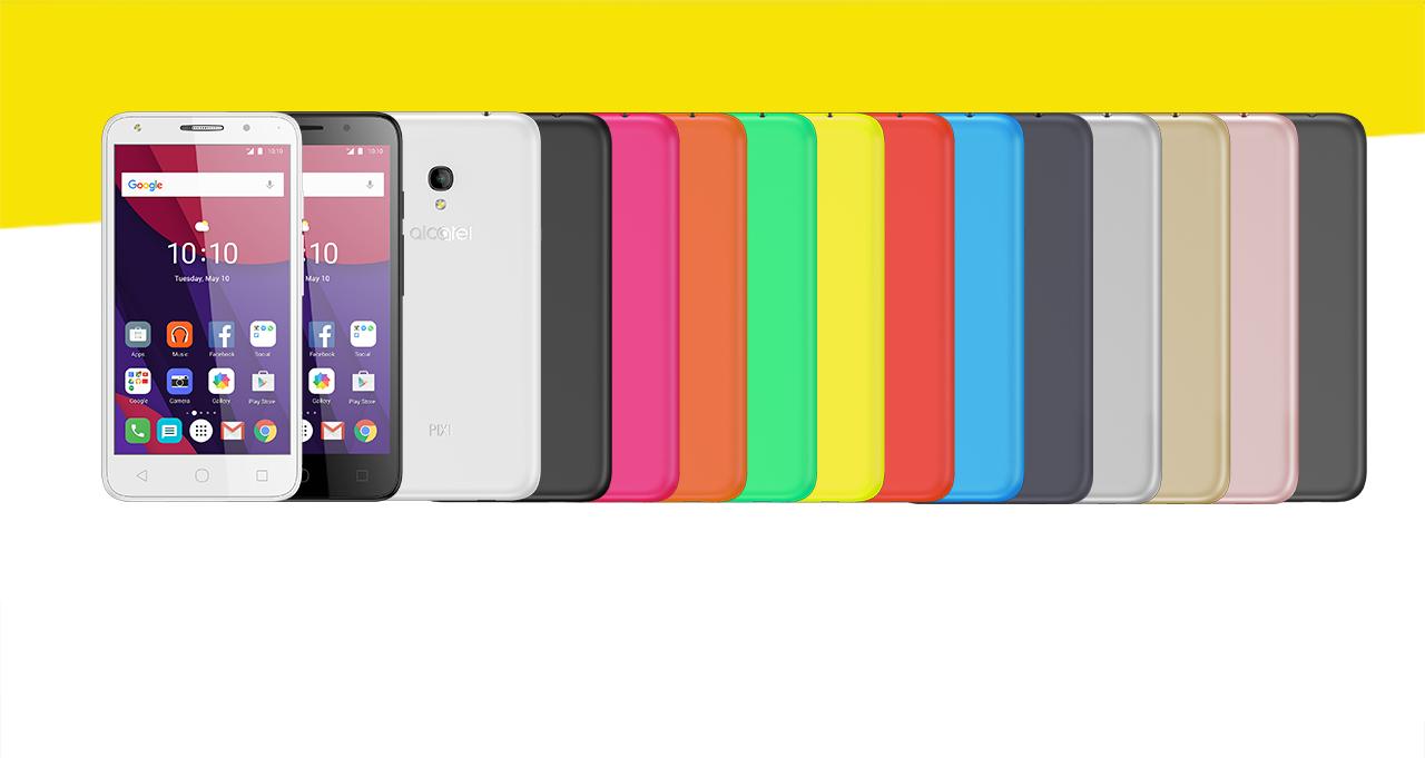 Alcatel mobile | Australia - PIXI4 - Smartphones