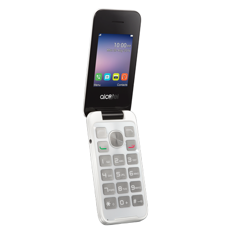 How to use alcatel flip phone
